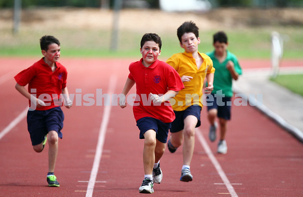 Sholem Aleichem Sports Day 2014