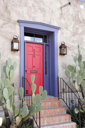 the doors of Tucson