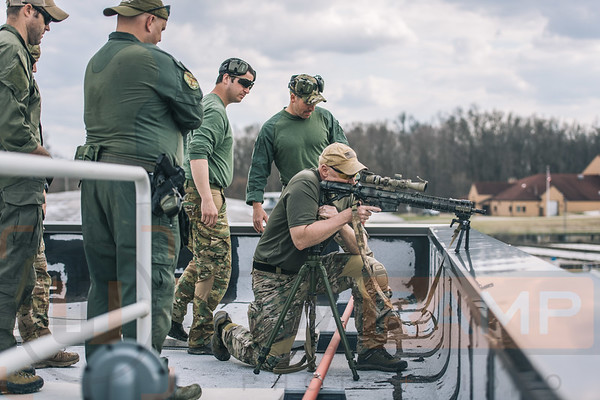 April 2019 | Forge Tactical SWAT Sniper Overwatch