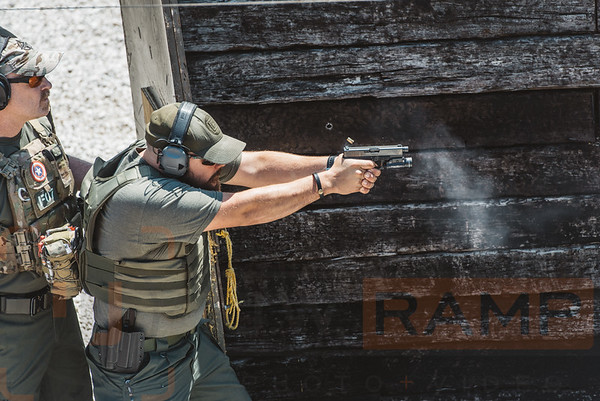 June 2017 | Forge Tactical - Handgun CQB