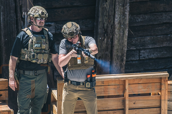 July 2018   Forge Tactical - Individual CQB