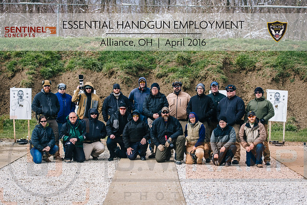 Apr 2016 | Sentinel Concepts - Essential Handgun Employment