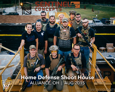 Aug 2015 | Sentinel Concepts - Home Defense Shoot House