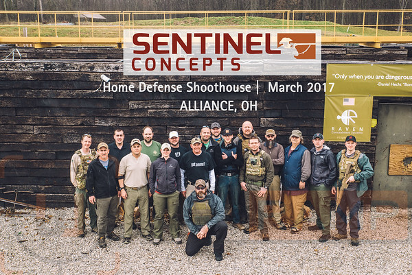 March 2017 | Sentinel Concepts - Home Defense Shoothouse