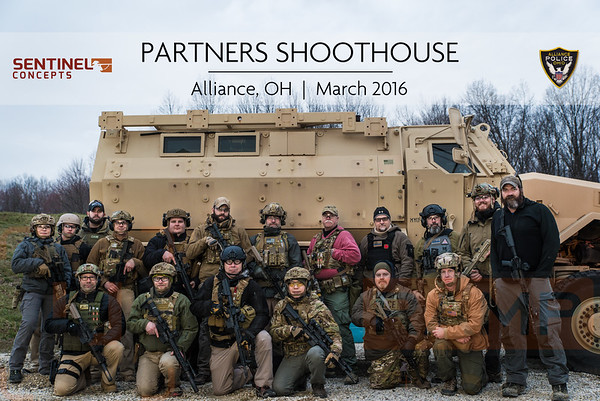 March 2016   Sentinel Concepts - Partner Shoothouse