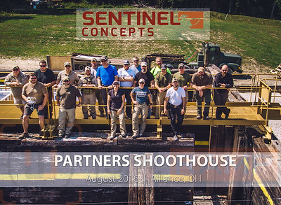 Aug 2016   Sentinel Concepts - Partners Shoothouse