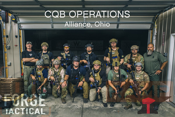 Sep 2017   Forge Tactical - CQB Ops
