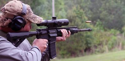 Farris Brothers Inc Sales Meetings 2012, Nikon Training, Black Gun Shooting, Shotgun Shooting, and Knif Throwing. Photographer Lloyd R Kenney III (C) 2012, All Rights Reserved.