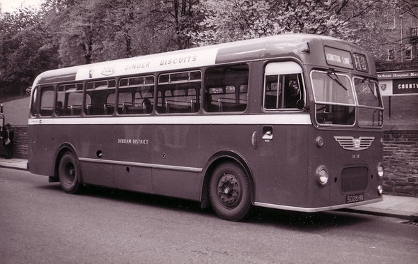 United DU28 660512 Durham [jh]