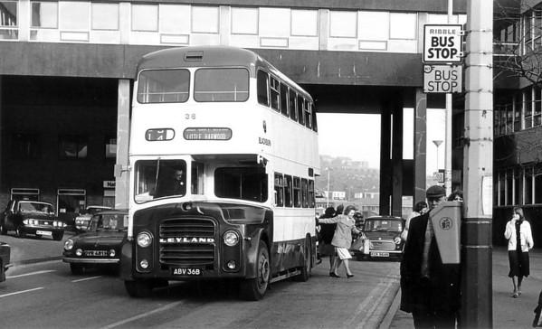Blackburn Corporation 036 Darwen Street Bridge [jh]