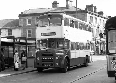 Blackburn Corporation 026 Accrington [jh]