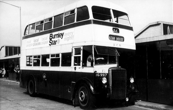 Burnley & Pendle 179 660603 Burnley Bus Station [jh]