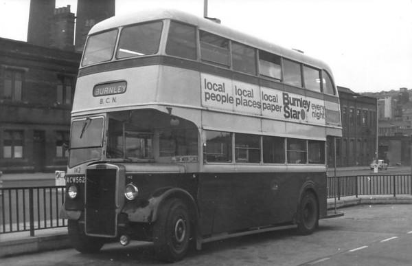 Burnley & Pendle 142 Burnley Bus Station [jh]