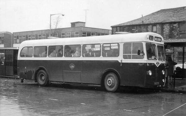 Burnley & Pendle 070 Burnley Bus Station [jh]