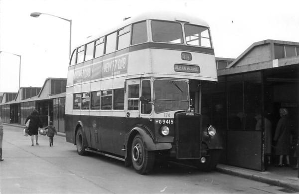 Burnley & Pendle 174 670500 Burnley Bus Station [jh]