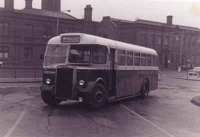 Burnley & Pendle 044 Burnley Bus Station [jh]