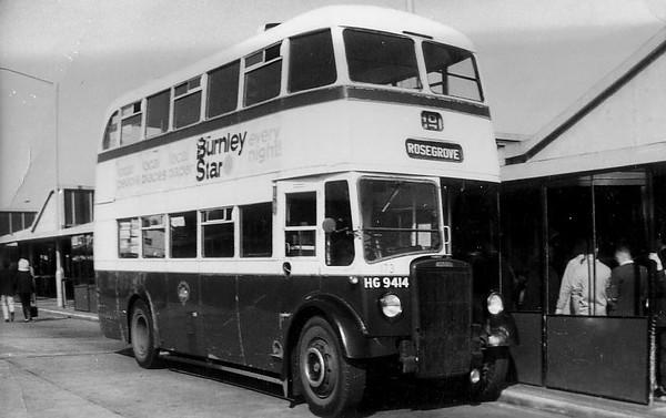 Burnley & Pendle 173 660603 Burnley Bus Station [jh]