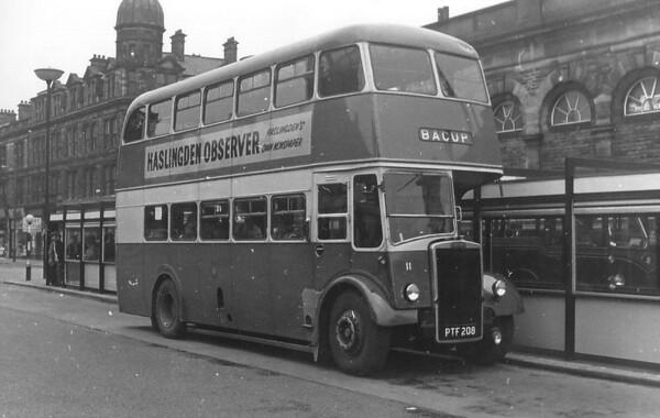 Haslingden Corporation 11 Accrington [jh]
