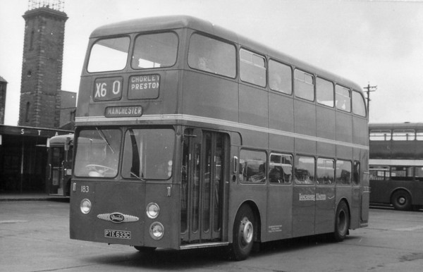Lancashire United 183 Preston [jh]