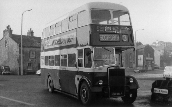 Lancaster City Transport 881 Hala Road [jh]