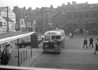 Lancaster City Transport 582 Bus Station [jh]