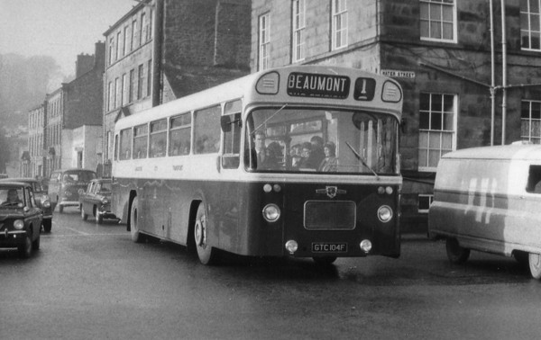Lancaster City Transport 104 Damside Street [jh]