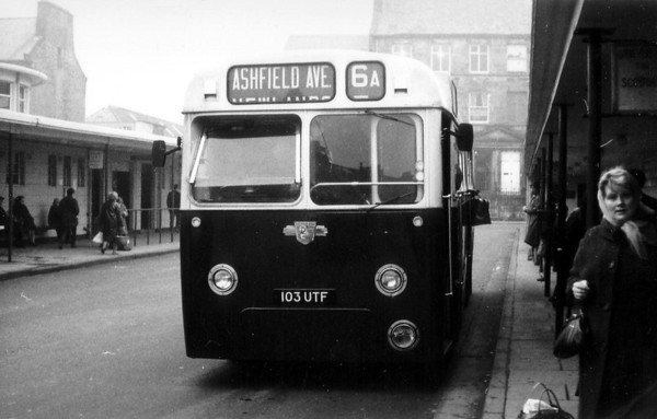 Lancaster City Transport 103 Bus Station [jh]