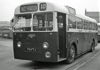 Lancaster City Transport 176 Bus Station [jh]