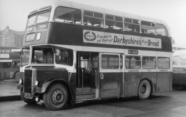 Lancaster City Transport 202 Bus Station [jh]