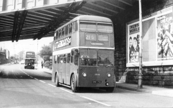 Manchester Corporation 1356 Stalybridge [jh] (2)