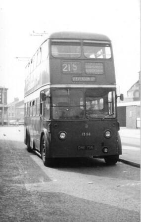 Manchester Corporation 1356 Stalybridge [jh]