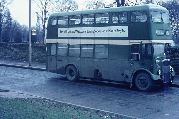 Salford Corporation 249