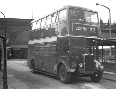 Salford Corporation 502 Victoria [jh]