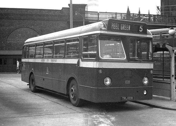Salford Corporation 108 Victoria [jh]