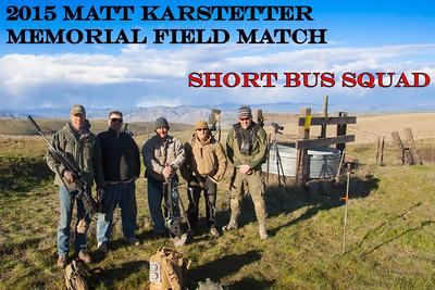 2015 Matt Karstetter Memorial Field Match