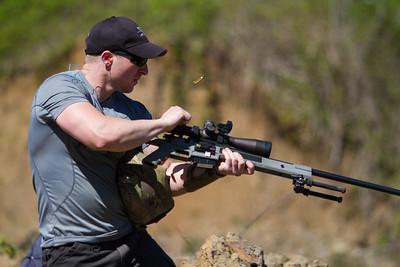 Tri-County Gun Club Precision Rifle Match 04.13.14