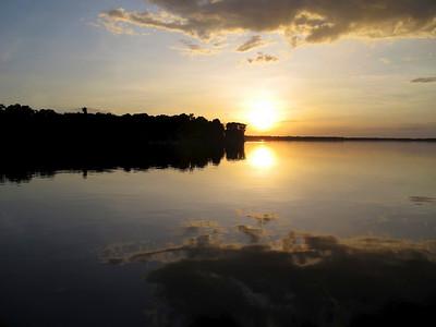 Amazon dawn