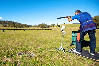 ZZ shooting, shotgun