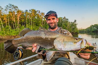 Photo by Ben Currel Vision Sportfishing