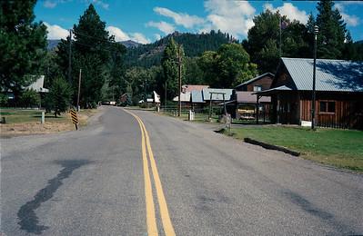 Liberty Gold Mining Town