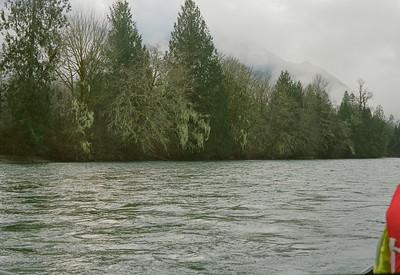 Float Trip on Skagit River