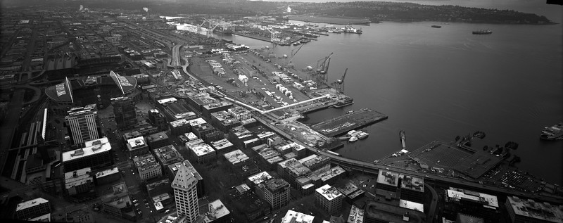 Pioneer Square and South Seattle