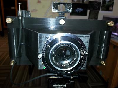 3D Printed 6x14 Camera