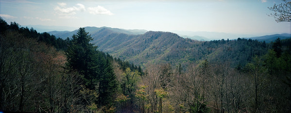 Great Smokey Mountains