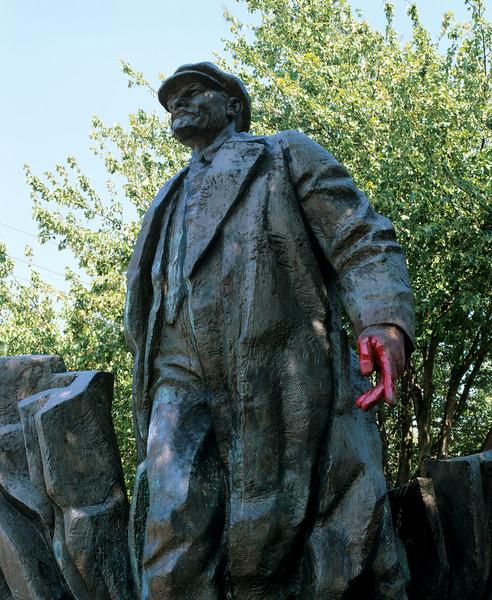 Lenin Statue, Fremont, Seattle, WA