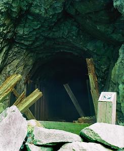 Abandoned Great Northern Railway Tunnel