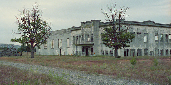 Old Hanford High School