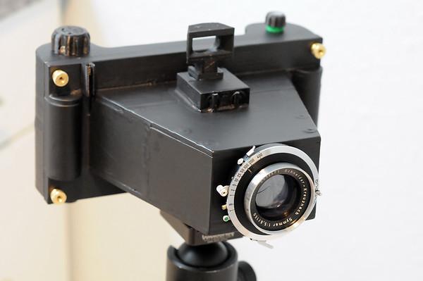 Schneider Symmar 150mm f5.6 6x14 camera