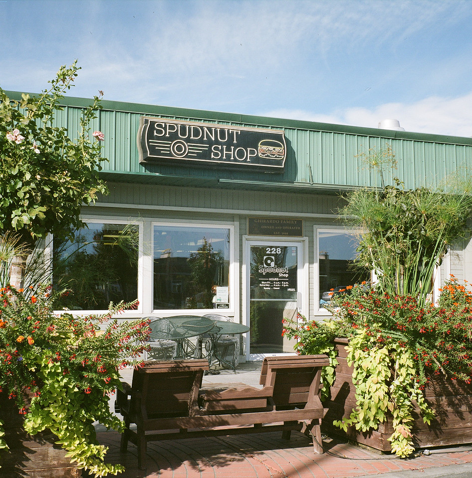 Spudnut Shop, Richland, WA