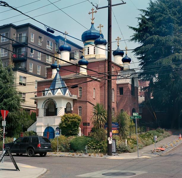 Saint Spiridon Orthodox Cathedral